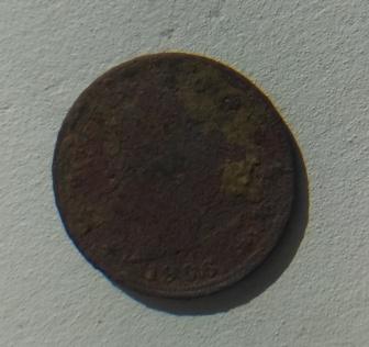 1906 penny